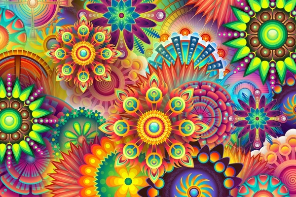 colorare per rilassarsi